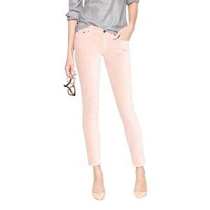 Light Pink J.Crew Toothpick Pants